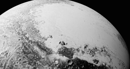 New Pluto images arrive: Are those dunes?