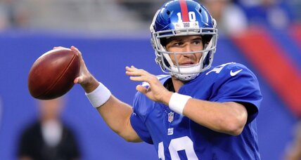 2015 NFL season gets underway: Giants at Cowboys Sunday night