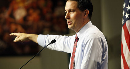 How Scott Walker wants to curb unions in America (+video)