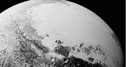 Spectacular new Pluto photos reveal dwarf planet's history