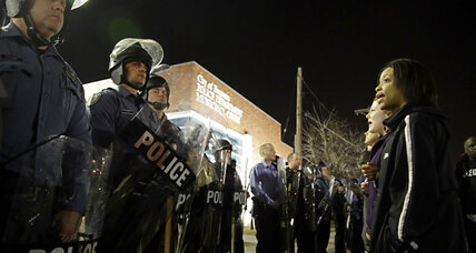 How Ferguson police and courts should change, says new report
