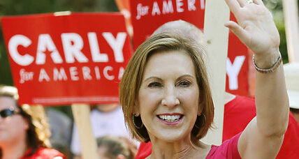 How might Carly Fiorina target Trump in next debate?