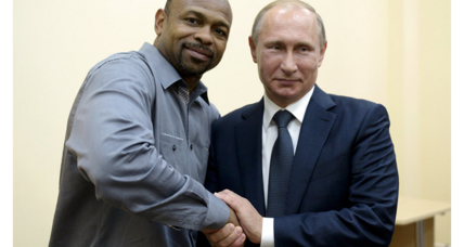 Why Roy Jones Jr. became a Russian