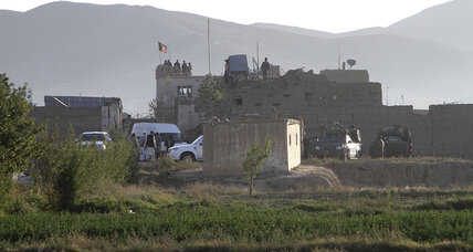Taliban insurgents storm Afghan prison, freeing over 300 inmates