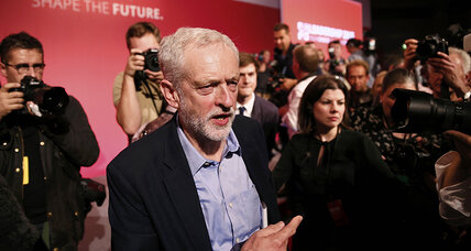 Britain's Jeremy Corbyn offers a socialist alternative. Is anyone buying it? (+video)