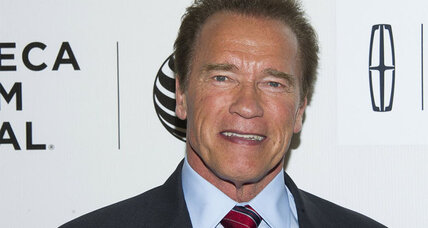 Arnold Schwarzenegger: new host of NBC's 'The Apprentice'