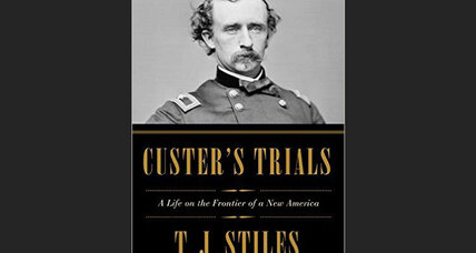 'Custer's Trials' portrays a man at odds with himself and his times