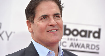 Mark Cuban for president? What he sees in Donald Trump.