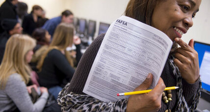 How applying for financial aid just got easier for college students (+video)