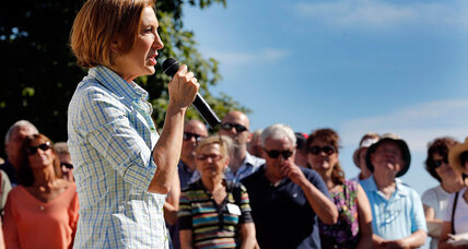Has Carly Fiorina figured out how to counter Donald Trump?