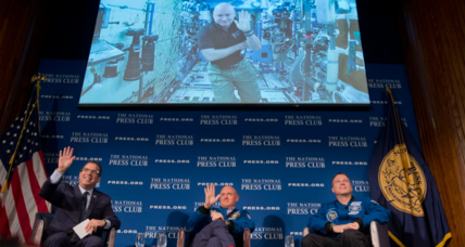 How NASA's astronaut twins are preparing us for Mars
