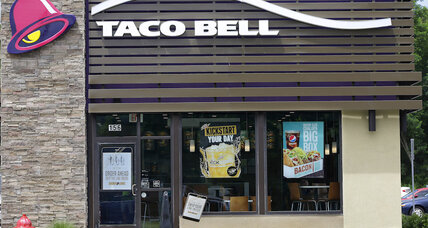Taco Bell hopes wine-serving 'Cantinas' will become urban hotspots