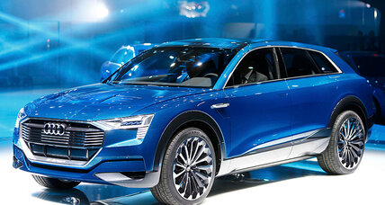 Can Audi and Porsche compete with Tesla?