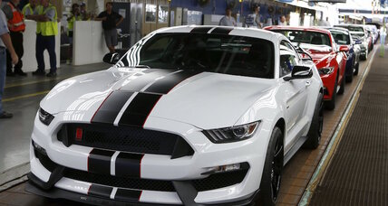 Ford Shelby GT now available with Mustang's EcoBoost engine