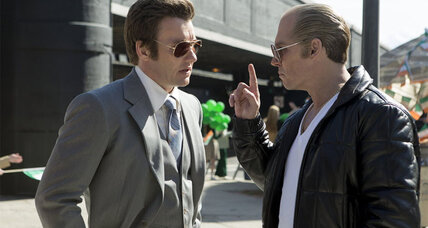 How is Johnny Depp's portrayal of James 'Whitey' Bulger in 'Black Mass'?