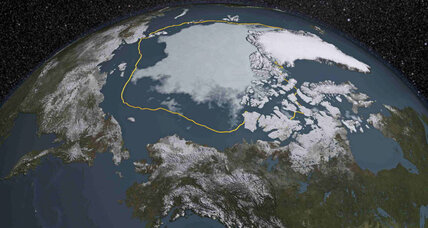 Has Arctic ice loss reached a tipping point?