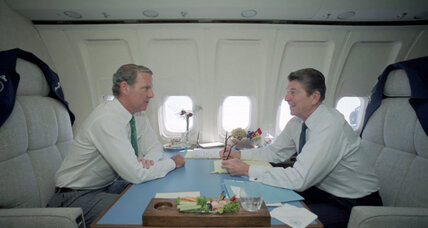 GOP debate: How did Reagan Library get a real Air Force One?