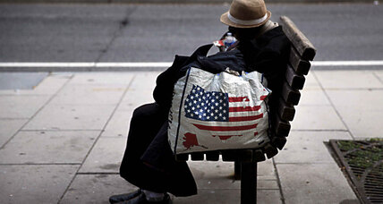Why America's poverty rate has persisted