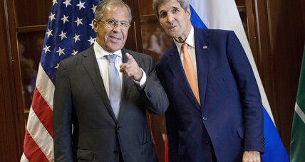 US could hold military talks on Syria with Russia, Kerry says