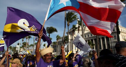 Opposition to Puerto Rico reform plan grows amid crisis