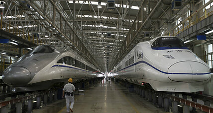 Is China beating Japan at their own high-speed rail game?