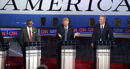 GOP debate 'winners': Three takeaways (+video)