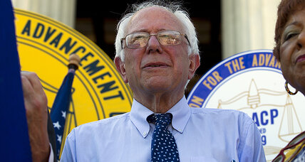 Bernie Sanders on private prisons: 'Justice is not for sale'