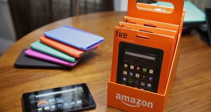 Amazon lights the Fire with six new streaming boxes and tablets
