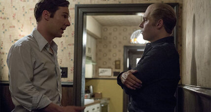 'Black Mass': Johnny Depp holds the screen as pure malevolence