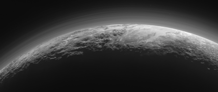 New Pluto images suggest the dwarf planet is still evolving
