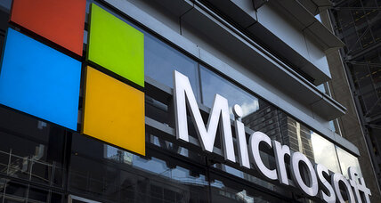 Class-action suit alleges gender-discrimination at Microsoft