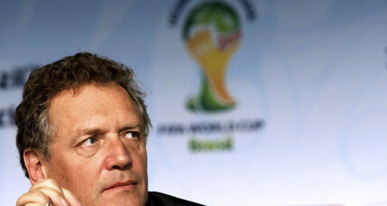 FIFA suspends secretary general Jerome Valcke from duty
