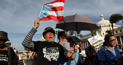 64,000 people fled Puerto Rico last year amid economic crisis (+video)