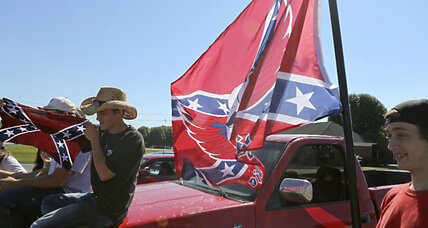 Students suspended for wearing clothing displaying Confederate flag