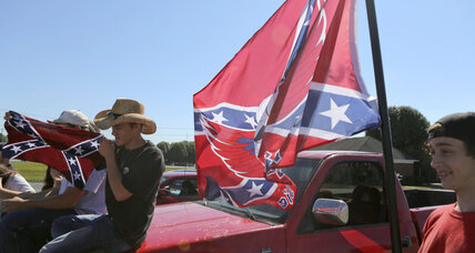 Suspended for Confederate flag: Do students have a right to wear the symbol?