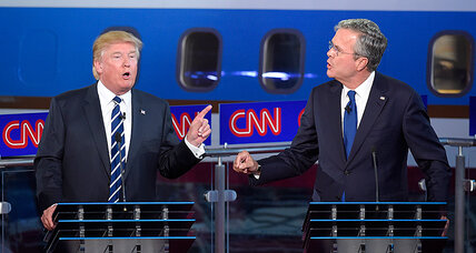 Is Jeb Bush's campaign losing steam?