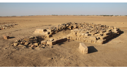 Ancient pyramids and tombs hold clues to former Sudanese kingdom