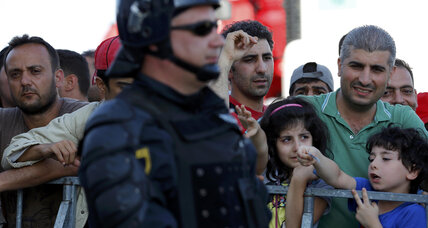 Croatia tells refugees, 'Don't come here anymore.' Where next?