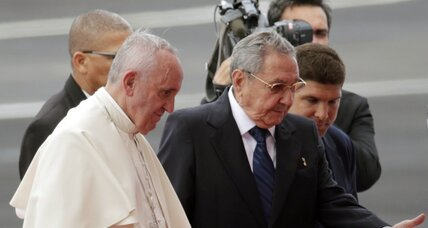 Can Pope Francis change Cuba? Why star power isn't the only church tool.