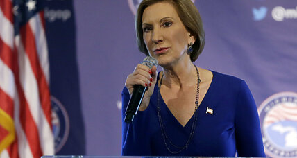 What's behind Carly Fiorina's surge?