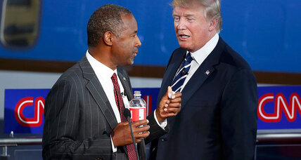 GOP's Muslim moment: why Trump, Carson are so unsettling to party (+video)