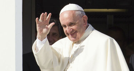 Pope Francis in Cuba: 'We do not serve ideas, we serve people'