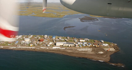 In 2015, over 30 Alaska villages lack basic plumbing