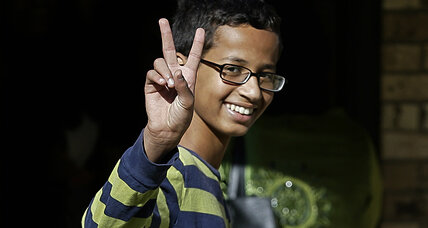 Was concern over Ahmed Mohamed wholly unjustified? Some critics aren't so sure.