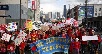 Seattle strike shows power of teacher-community alliance
