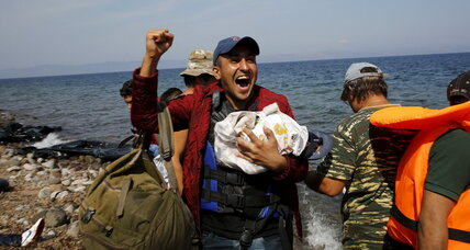 Why Syrian refugees don't flee to Islamic State caliphate