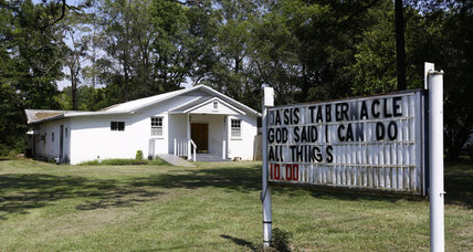 Alabama church shooting: How a pastor brought down an armed gunman