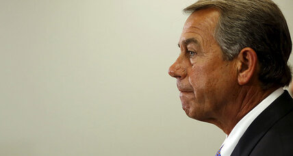 Understanding John Boehner, reluctant ringleader of GOP shutdown politics (+video)