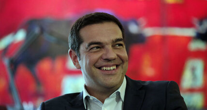 Greek election: Left-wing Tsipras gets second chance
