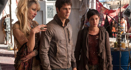 'Maze Runner: The Scorch Trials' tops Johnny Depp's 'Black Mass' (+video)